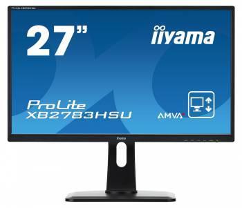 Монитор 27 Iiyama XB2783HSU-B1DP черный