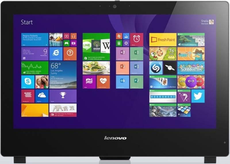 """Моноблок 23"""" Lenovo S50 30 черный - фото 1"""