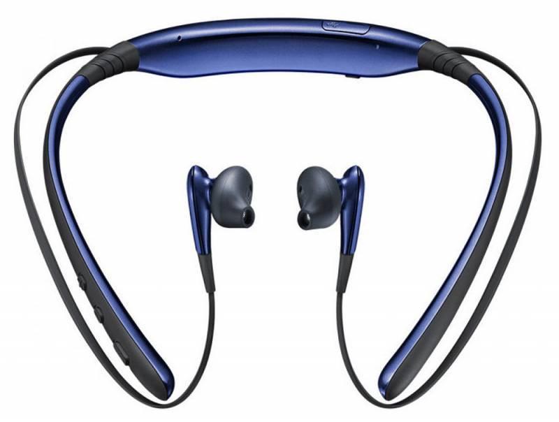 Гарнитура Samsung Level U синий/черный (EO-BG920BBEGRU) - фото 4