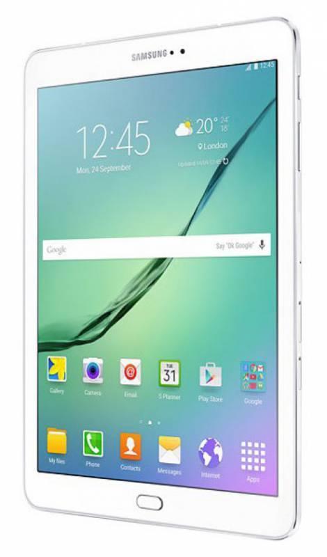 "Планшет 9.7"" Samsung Galaxy Tab S2 SM-T815 32ГБ белый - фото 3"