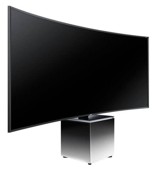 "Телевизор LED 82"" Samsung UE82S9WATXRU серебристый - фото 3"