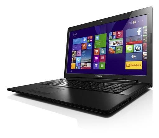 """Ноутбук 17.3"""" Lenovo IdeaPad G7070 черный - фото 1"""