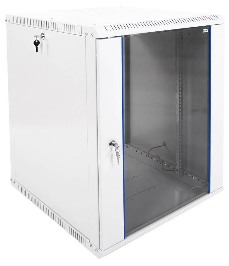 Шкаф коммутационный ЦМО ШРН-Э-15.650 15U серый - фото 1