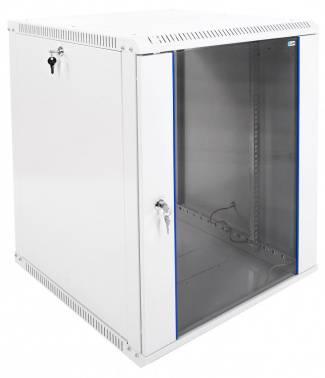 Шкаф настенный ЦМО ШРН-Э-15.650 15U серый
