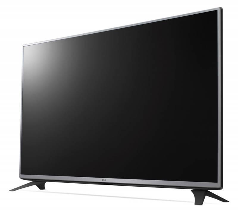 "Телевизор LED 49"" LG 49LF590V серебристый/черный - фото 1"