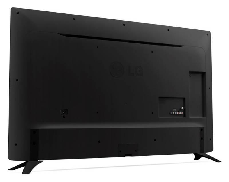 "Телевизор LED 49"" LG 49LF590V серебристый/черный - фото 2"