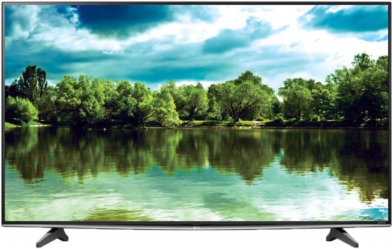 """Телевизор LED 50"""" LG 50UF830V титан - фото 1"""