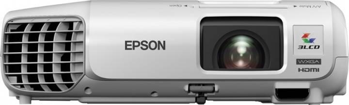 Проектор Epson EB-W29 черный - фото 2