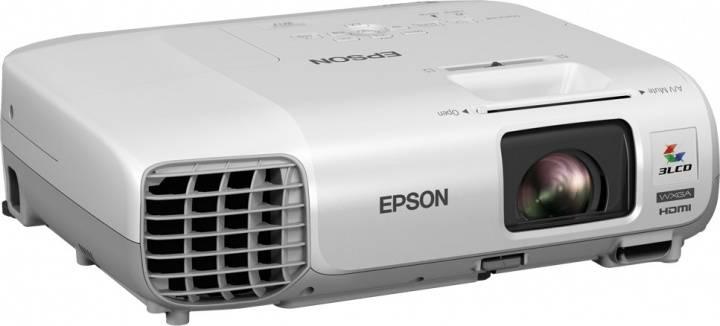 Проектор Epson EB-W29 черный - фото 4