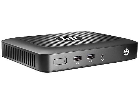 Тонкий клиент HP t420 черный (M5R75AA) - фото 1