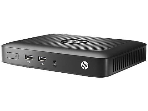 Тонкий клиент HP t420 черный (M5R75AA) - фото 2