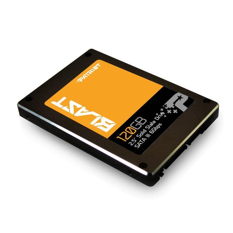 Накопитель SSD 120Gb Patriot Blast PBT120GS25SSDR SATA III - фото 1