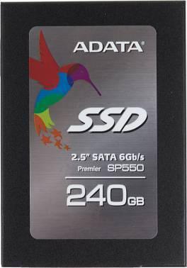 Накопитель SSD 240Gb A-Data 550 ASP550SS3-240GM-C SATA III