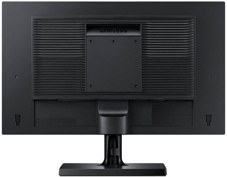 "Монитор 21.5"" Samsung S22E200N черный - фото 5"
