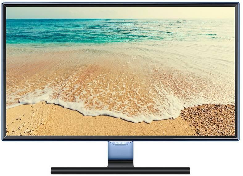 """Телевизор LED 23.6"""" Samsung T24E390EX черный/синий - фото 1"""