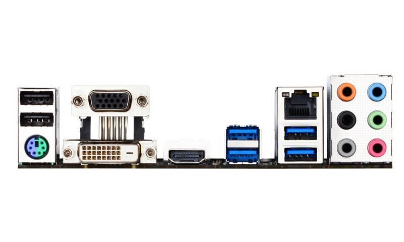 Материнская плата Soc-1151 Gigabyte GA-Z170-HD3 DDR3 ATX - фото 3