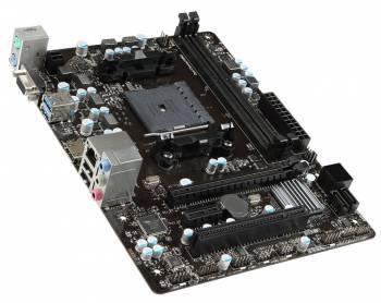 Материнская плата MSI A68HM-E33 V2 Soc-FM2+ mATX