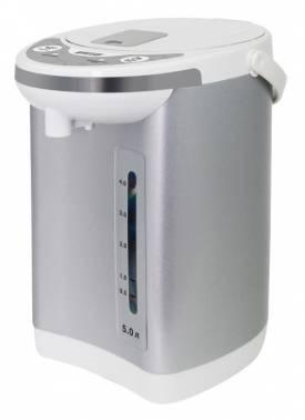 Термопот Mystery MTP-2451 белый / серебристый