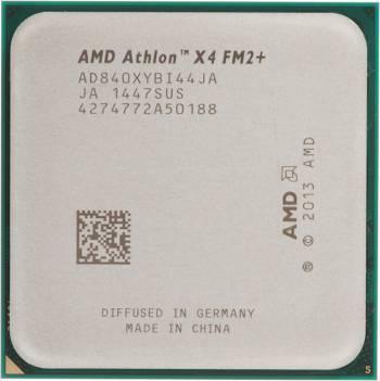 Процессор AMD Athlon X4 840 Socket-FM2+ BOX (AD840XYBJABOX)