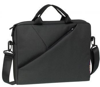"Сумка для ноутбука 15.6"" Riva 8730 серый"