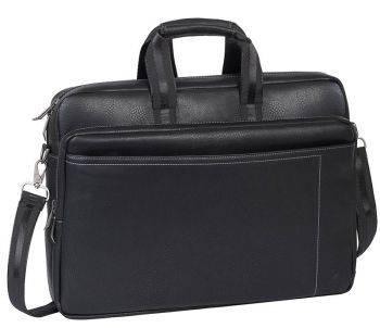 """Сумка для ноутбука 15.6"""" Riva 8940 (PU) черный"""
