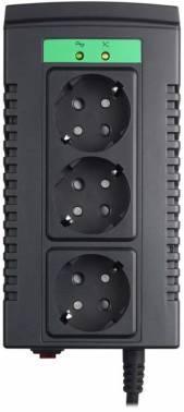 Стабилизатор напряжения APC Line-R LS1000-RS 500Вт