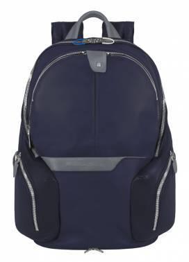 Рюкзак Piquadro Coleos синий, кожа натуральная и искусственная (CA2943OS/BLU2)