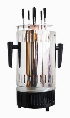 Шашлычница электрическая Kitfort KT-1405 900Вт
