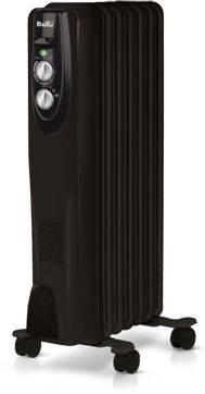 Масляный радиатор Ballu Classic BOH/CL-07BRN черный (НС-1050895)
