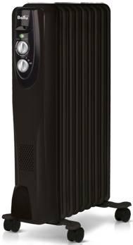 Масляный радиатор Ballu Classic BOH/CL-09BRN черный (НС-1050889)