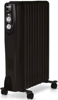 Масляный радиатор Ballu Classic BOH / CL-11BRN черный