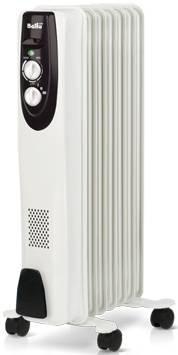 Масляный радиатор Ballu Classic BOH/CL-07WRN белый (НС-1050876)
