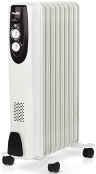 Масляный радиатор Ballu Classic BOH/CL-09WRN белый (НС-1050882)