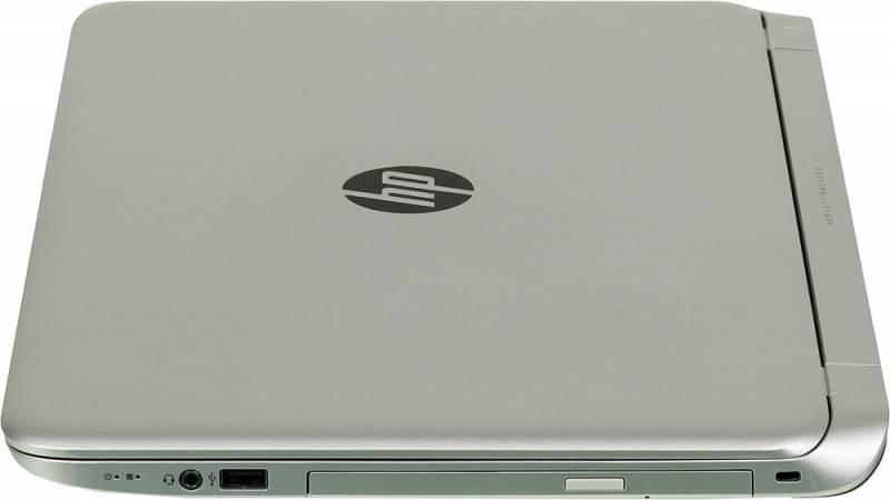 "Ноутбук 15.6"" HP Pavilion 15-p270ur серебристый - фото 3"