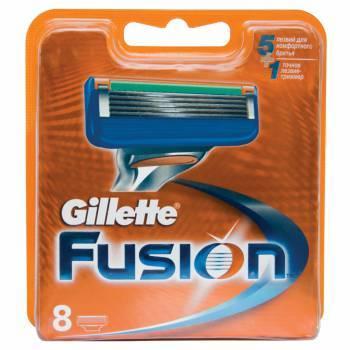 Сменная кассета Gillette Fusion (81372253)