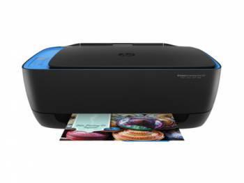 МФУ HP DeskJet Ink Advantage 4729 Ultra черный (F5S66A)