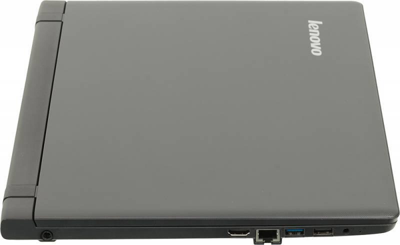"Ноутбук 15.6"" Lenovo IdeaPad B5010 темно-серый - фото 6"
