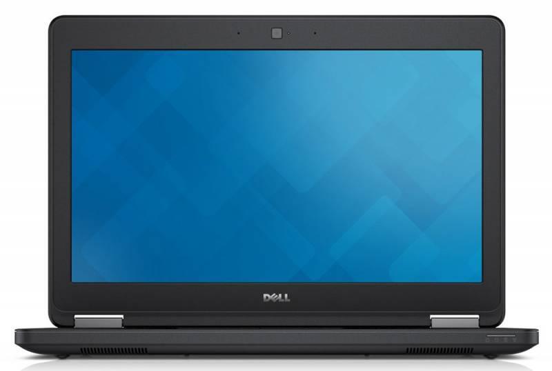 "Ноутбук 12.5"" Dell Latitude E5250 черный - фото 1"