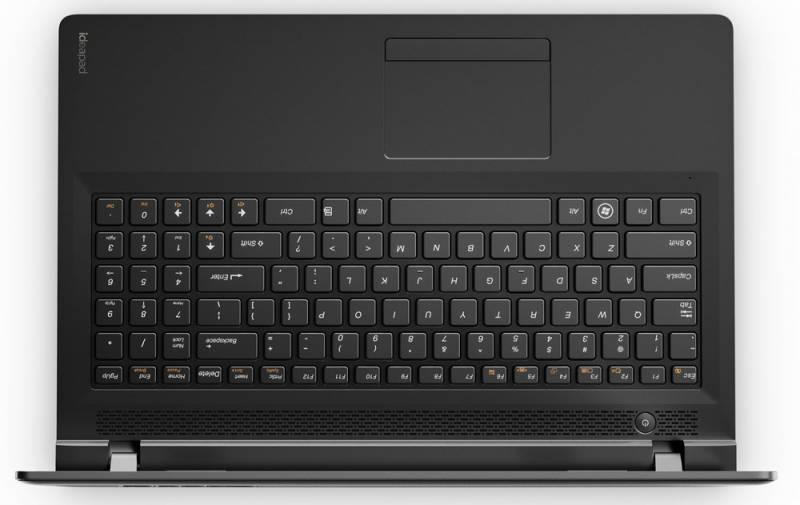 "Ноутбук 15.6"" Lenovo IdeaPad 100-15IBY черный - фото 3"
