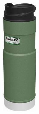 Термокружка Stanley Classic Mug 1-Hand темно-зеленый (10-01394-013)