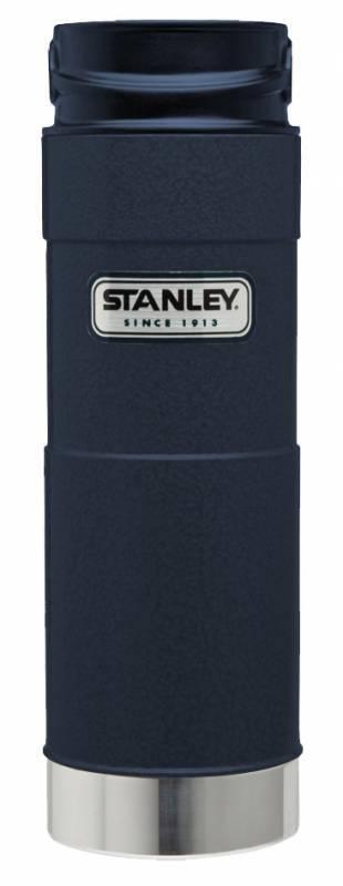 Термокружка Stanley Classic Mug 1-Hand темно-синий (10-01394-014) - фото 1