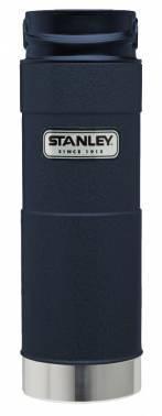 Термостакан Stanley Classic Mug 0.47L 1-Hand 10-01394-014 темно-синий