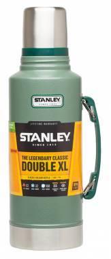 Термос Stanley Classic Vac Bottle Hertiage 10-01032-037 зелёный