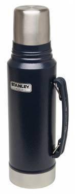 Термос Stanley Classic Vacuum Flask 10-01254-042 темно-синий