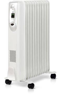 Масляный радиатор Ballu Comfort BOH / CM-11WDN белый