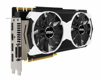 ���������� MSI GeForce GTX 980TI 6144 ��
