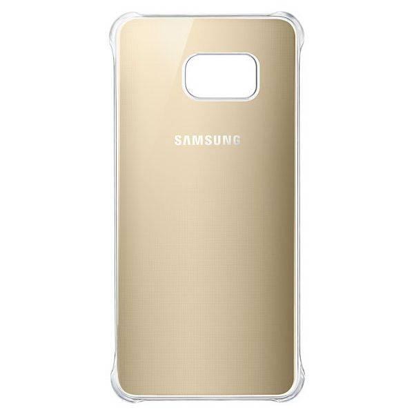 Чехол Samsung GloCover G928, для Samsung Galaxy S6 Edge Plus, золотистый (EF-QG928MFEGRU) - фото 2