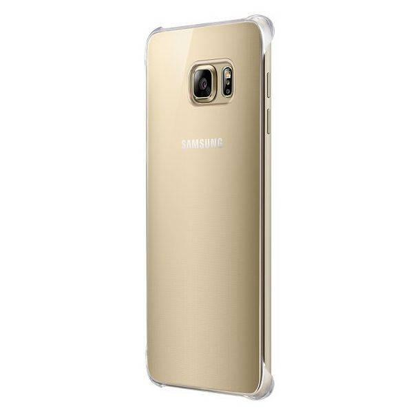 Чехол Samsung GloCover G928, для Samsung Galaxy S6 Edge Plus, золотистый (EF-QG928MFEGRU) - фото 3