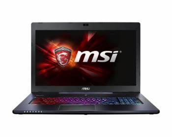 Ноутбук 17.3 MSI GS70 6QE-028RU (9S7-177515-028) темно-серый