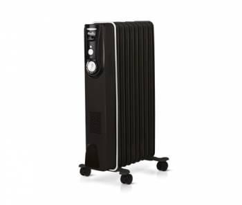Масляный радиатор Ballu Modern BOH/MD-09BBN черный (НС-1071479)